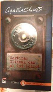 Ianuarie - Agatha Christie - Cortina, ultimul caz al lui Poirot