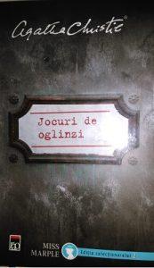 Ianuarie - Agatha Christie - Jocuri de oglinzi